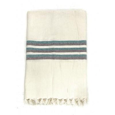 Waffle Weave Handwoven Cotton Towel