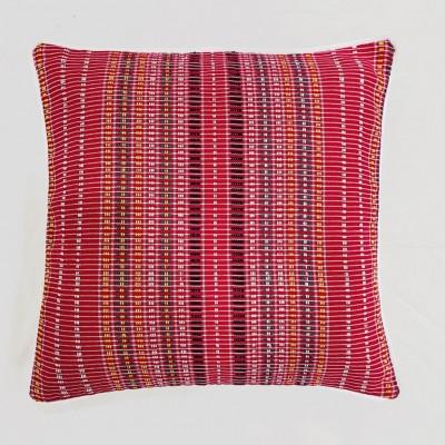 Handwoven Cotton Baiga Cushion Cover